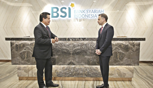 Dukung Industri Halal, BSI Fokus ke Pengembangan UMKM dan Layanan Digital