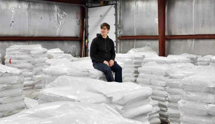 Foto Berita Perkenalkan Josh Tetrick, Pria di Balik Kesuksesan Daging Ayam Rekayasa