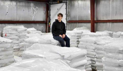 Foto Perkenalkan Josh Tetrick, Pria di Balik Kesuksesan Daging Ayam Rekayasa