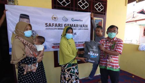 Perangi Stunting, KKP Akan Bagikan Paket Gemarikan di 112 Kabupaten-Kota