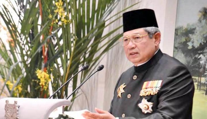 Pedas! Politisi PSI Bongkar Dosa-dosa SBY Saat Jadi Presiden
