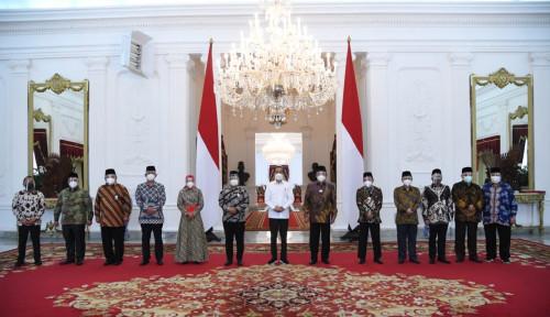 Presiden Jokowi Dukung BAZNAS Kampanyekan Gerakan Cinta Zakat