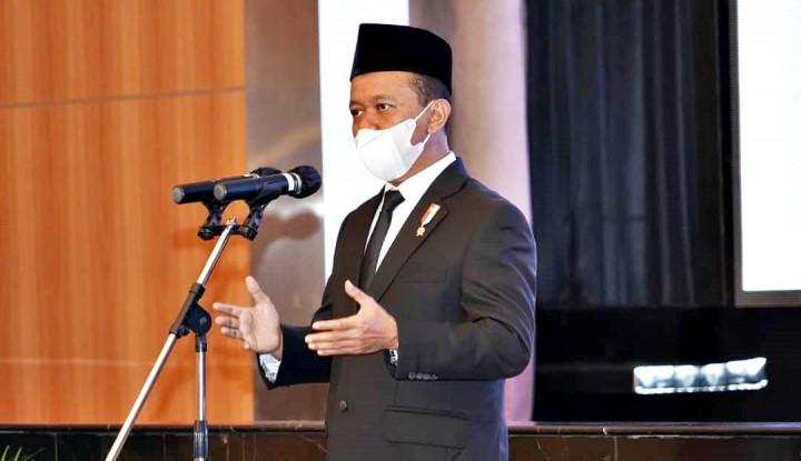 Peluang Bahlil Jadi Menteri Investasi Sangat Besar, Efek Sering Dipuji-puji Jokowi