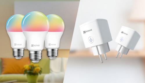 EZVIZ Hadirkan Solusi Hunian Pintar, Compact dan Hemat Energi