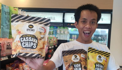 Foto Hanya Modal Rp100 Ribu, Pria Ini Sukses Raup Omzet Miliaran Lewat Bisnis Camilan! Kok Bisa?!