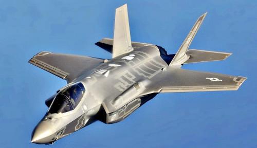 Yunani Kesemsem Jet Siluman F-35, Jawab AS Pede: Bisa Perdalam Hubungan