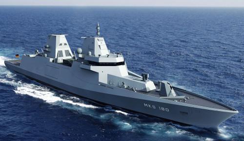 Buka Matanya Lebar-lebar, Armada Kapal Perang Jerman Segera Tiba di LCS