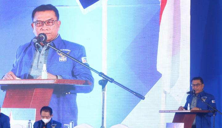 Kudeta Demokrat, Jokowi Harus Pecat Moeldoko!