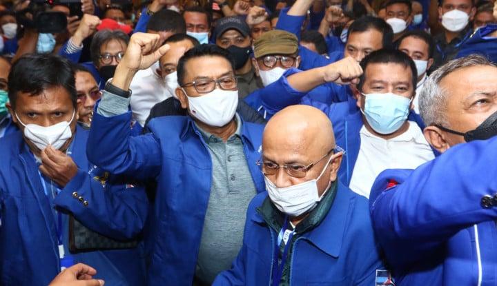 Strategi Demokrat Kubu Moeldoko Disanjung-sanjung Pengamat: Cerdas!