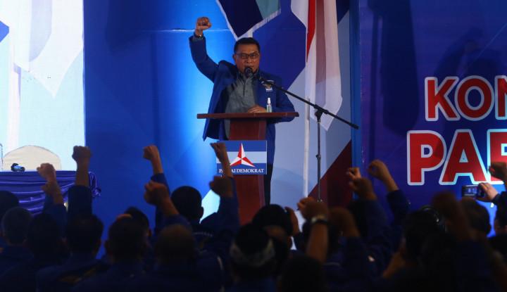 Rebut Takhta Demokrat, LIPI: Vulgar dan Gak Etis, Jokowi Harus Copot Moeldoko!