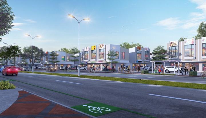 Ruko Perdana Aniva Junction Sold Out, Paramount Land Luncurkan Aniva Grande