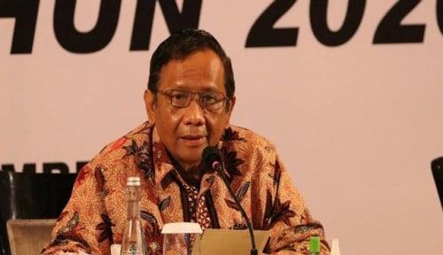 Mahfud MD Beberkan Pengurus Resmi Demokrat Masih Mas AHY Putra Pak SBY