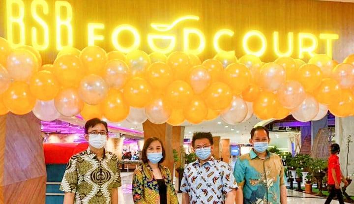 Asensi Apresiasi Pembukaan BSB Foodcourt Pentacity di Balikpapan
