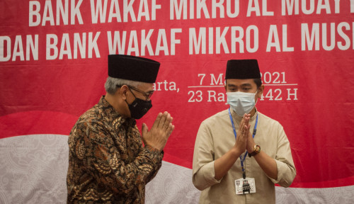 Tambah 2 Wakaf Mikro, Ketua OJK: Dongkrak Ekonomi Pesantren