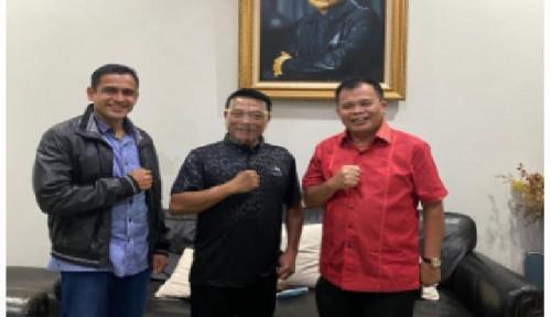 Beredar Foto Moeldoko dengan Nazaruddin Eks Kader Demokrat