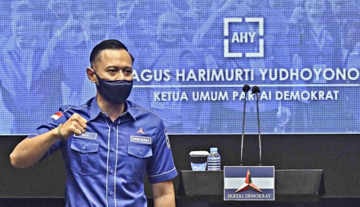 Nggak Cuma Sukses Gulung Jenderal Moeldoko, Partai Mas AHY Sukses Kangkangi Gerindra dan...
