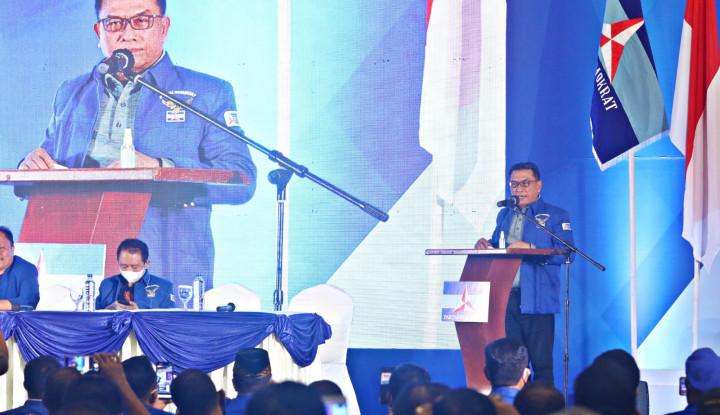 Mendadak Demokrat Kubu Moeldoko Setuju dengan Pernyataan Pak SBY