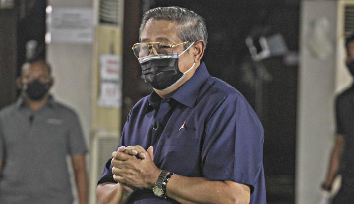 SBY Tarik Pendaftaran Lambang Partai, Kubu Moeldoko Semringah: Simbol Penting Kekalahan!