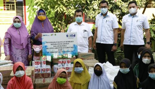 PTPN IV Melakukan Aksi Sosial Rayakan Hari Jadi Ke 25
