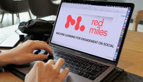 Redcomm Luncurkan RED Miles AI dan Machine Learning untuk Strategi Komunikasi