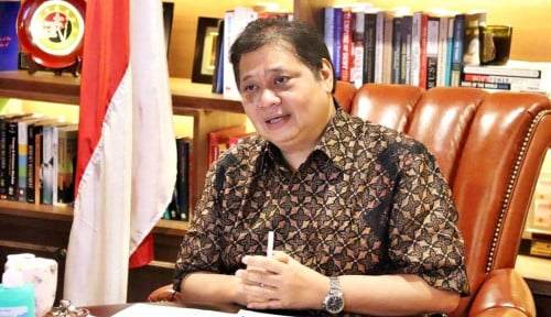 Kabar Terbaru, Sore Ini Ketum Golkar Airlangga Hartarto Bakal Disatroni Presiden...
