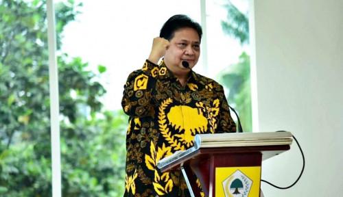 Elektabilitas Airlangga Pepet Prabowo, Golkar: Kami Masih di Gigi Satu