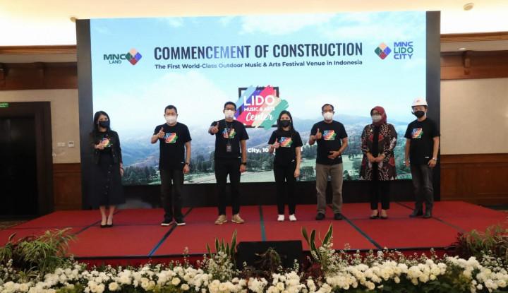 KPIG Sandiaga Bersyukur MNC Lido City Buka ratusan Ribu Lapangan Pekerjaan