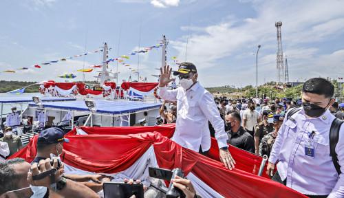 Bertemu Menteri Trenggono, Nelayan Sampaikan Keresahan Ini