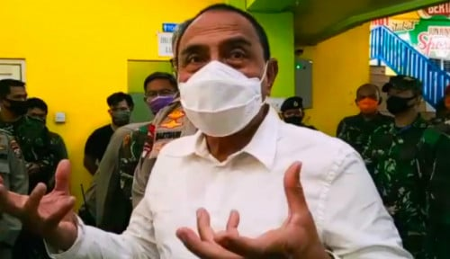 Gubernur Sumut Marah-Marah ke Demokrat Versi Moeldoko: Itu KLB Ilegal