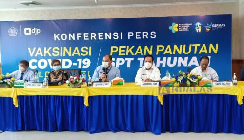 Di Tengah Pandemi, Penerimaan Pajak di DJP Sumut I Capai Rp16,524 T