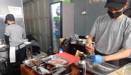Wadidaw, Bisa Raup Cuan Rp14 Juta Sehari, Orang Ini Bisnis Kuliner Steak