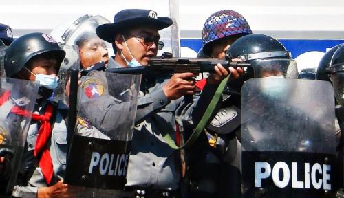 Dengar Nih! Para Diplomat Jawab Permintaan Dunia Soal Embargo Senjata Junta Myanmar