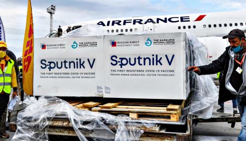 Negara Berpopulasi Terbanyak Kedua di Dunia Kini Pakai Vaksin Sputnik Rusia