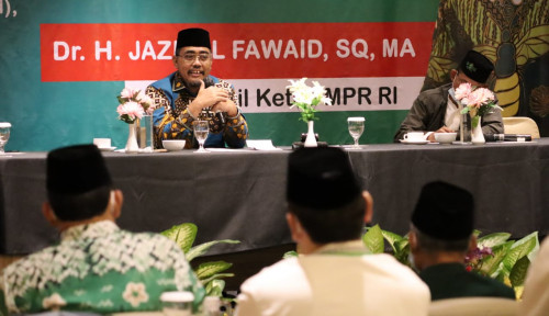 Sosialisasi Empat Pilar, Jazilul Fawaid: NKRI Lahir dari Kesepakatan Persatuan