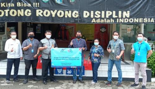 Jelang HUT Ke-39, WOM Finance Salurkan Bantuan di Wilayah Zona Merah