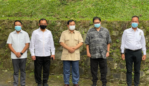 Pak Prabowo dan Pak AHA Sama-Sama Sepakat Sukseskan Food Estate