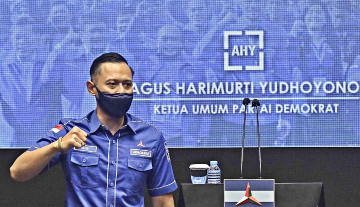 Putra Sulung SBY Bicara Tantangan Demokrasi, AHY: Anak Mudah Harus Siap!