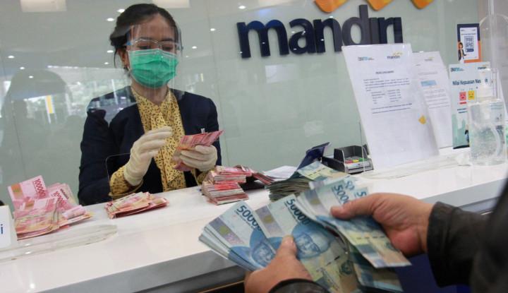 Semester I, Bank Mandiri Cetak Laba Rp12,5 Triliun