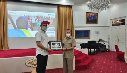 Berdayakan Masyarakat Prasejahtera, Gubernur Riau Apresiasi Kehadiran PNM