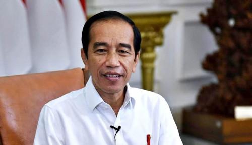 Jokowi Ucapkan Selamat Idul Fitri: Semoga Kita Menang Lawan Covid-19
