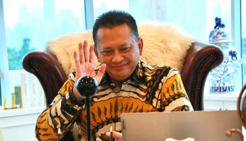 Bambang Soesatyo Kembali Raih Penghargaan Parliament of The Year