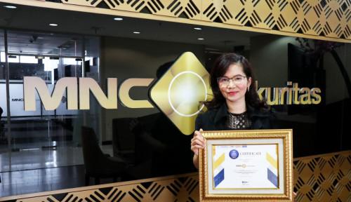 MNC Trade New dari BCAP Menangi Penghargaan Aplikasi Online Trading Favorit Investor Milenial +62