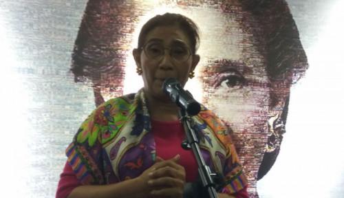 Susi Pudjiastuti Ketika Sambangi KPK: Mau Syuting