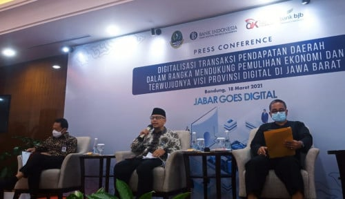 Dukung Pemulihan Ekonomi, Jabar Perkuat Implementasi Elektronifikasi Transaksi