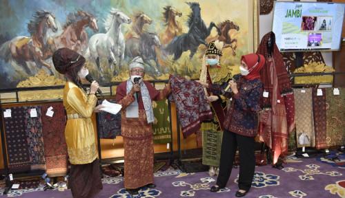 Miliki Potensi Pariwisata dan Industri Kreatif, Gernas BBI Digelar di Jambi