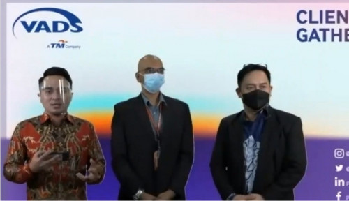 Apresiasi Para Klien, VADS Indonesia Gelar Client Gathering yang Hadirkan 5 Pebisnis Ciamik