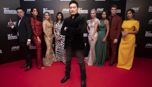 Foto Keren! Tayang Perdana, The Apprentice Jadi Reality Show Terbanyak Ditonton Di 2021