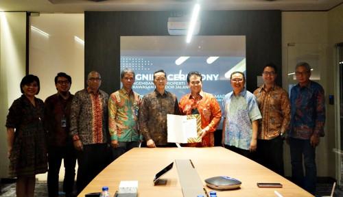 Triniti Land Tandatangani Perjanjian Kerjasama dengan PT Jasamarga Related Business