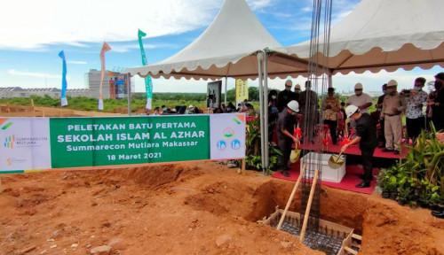 Mantap! Sekolah Islam Al Azhar Hadir di Summarecon Mutiara Makassar