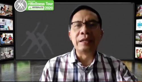 Rimbawan Orang Indonesia Pertama Anggota NAB Herbalife Nutrition